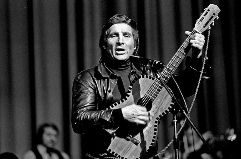 Freddy Quinn, Hamburg 1971