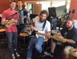 Radio Live Band Gruppe Hauk
