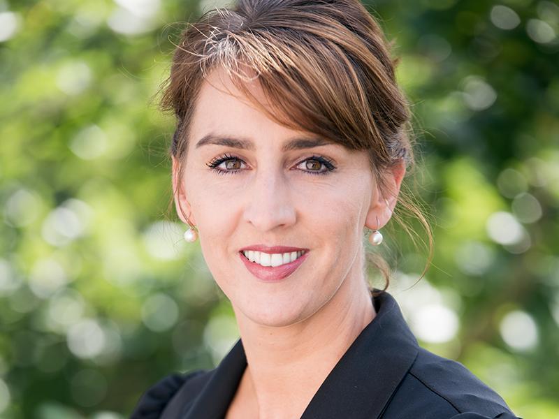 Maria Hutter, Landesrätin Bildung, Naturschutz, Nationalpark
