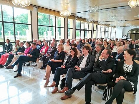 hosté debaty na českém velvyslanectví