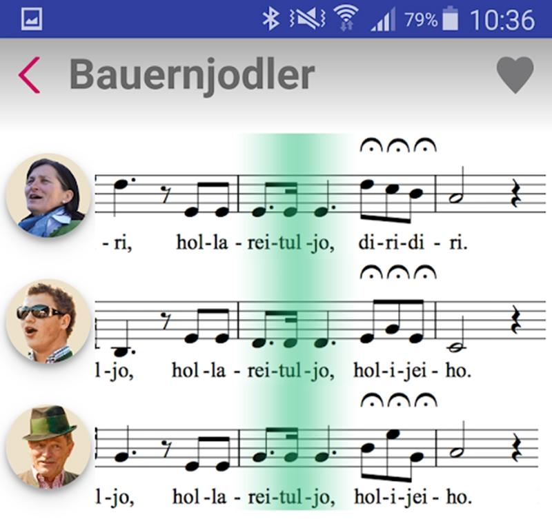 Jodler App