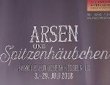 """Schlossspiele Kobersdorf """"Arsen und Spitzhäubchen"""""""