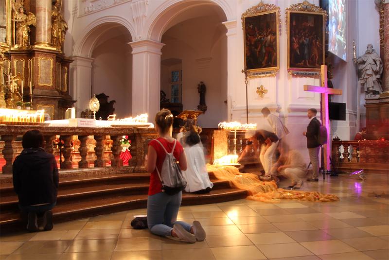 Stille und Gebet, Lange Nacht der Kirchen