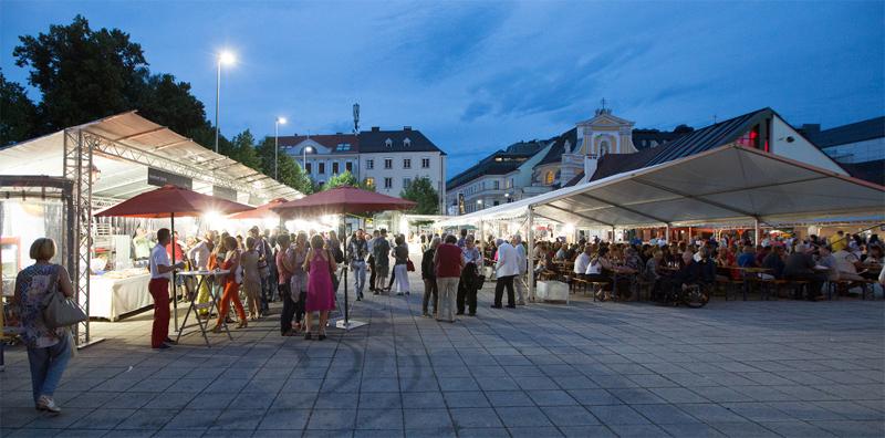 Klostermarkt, Lange Nacht der Kirchen