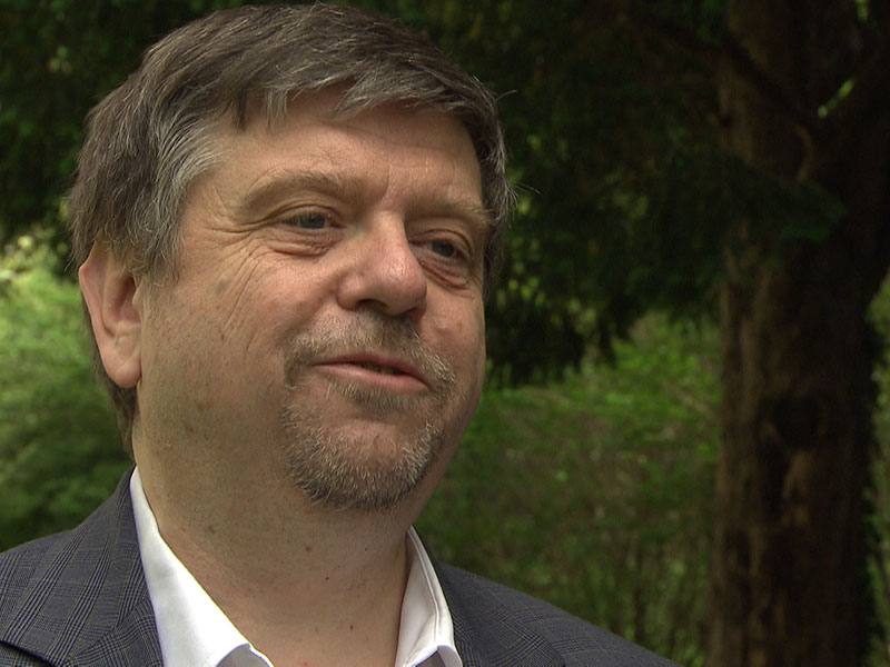 Peter Ernst, Sprachwissenschaftler, Uni Wien