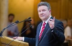 Ludwig am 24. Mai im Gemeinderat