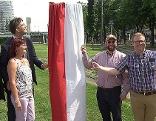 Johnny Moser-Park eingeweiht