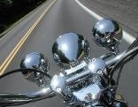 Motorrad Geschwindigkeit