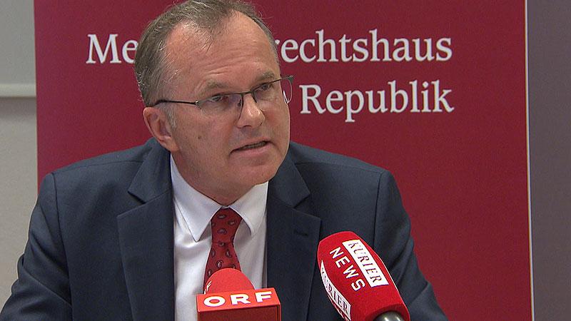 Günther Kräuter (Volksanwalt) lobt Entwicklung bei Kinderheim