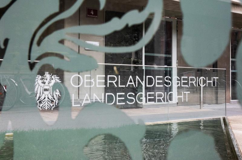 Landesgericht und Oberlandesgericht Innsbruck