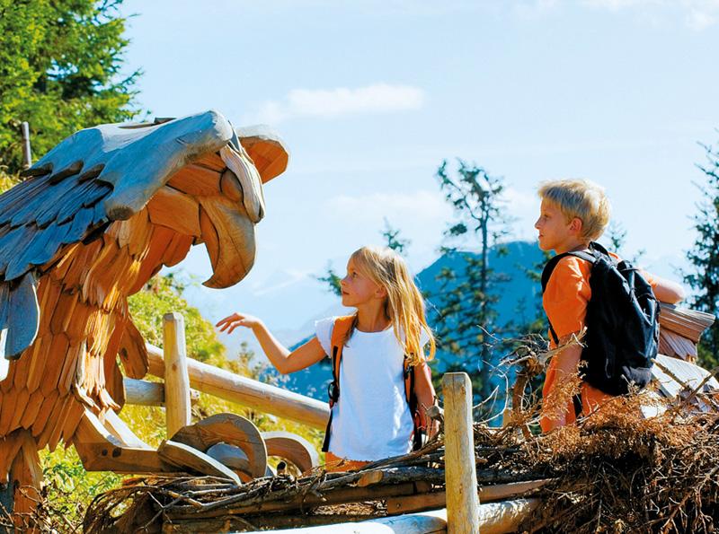 Alpinolino Geier Kinder