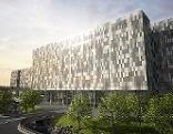 Der neue Med-Uni-Campus