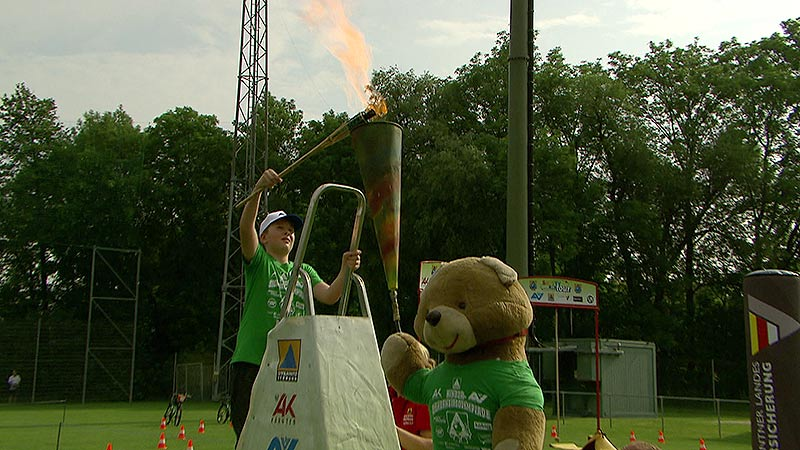 Kindersicherheitsolympiade 2018