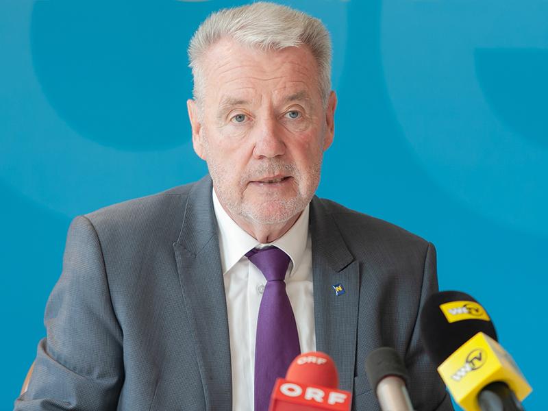 Klaus Schneeberger, Klubobmann der ÖVP