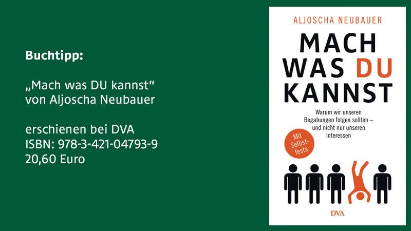 """""""Mach was DU kannst"""""""