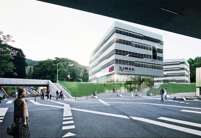Neues LIMAK-Gebäude an JKU