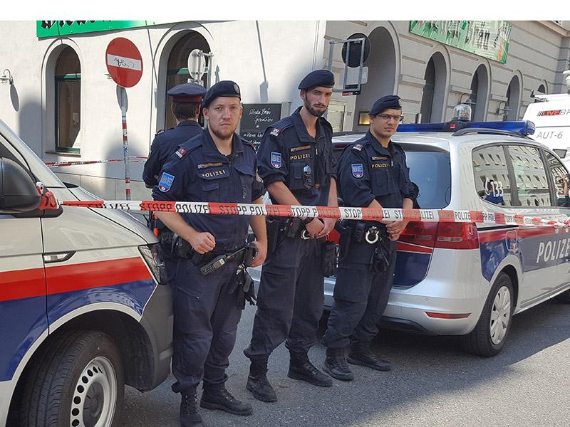 Polizei Wieden