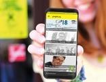 Pingeborg Smartphone