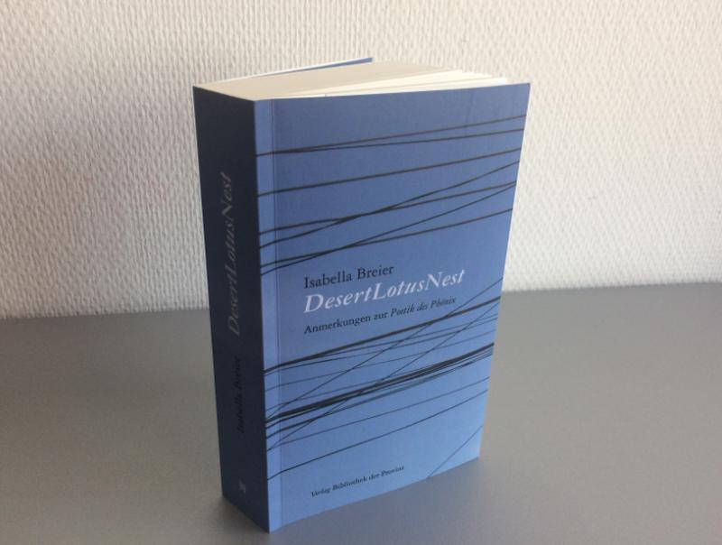 Buch Desert Lotus Nest