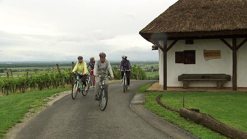 SSC Nasse Radtour Prekmurje