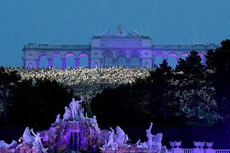 Sommernachtskonzert im Schloss Schönbrunn 2018