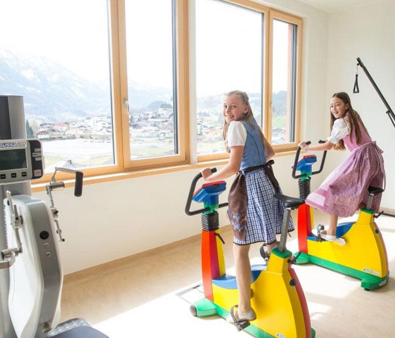 Neues Reha-Zentrum für krebskranke Kinder