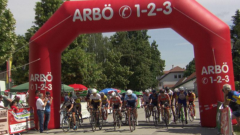 50 Jahre ARBÖ Schattendorf Kriteriumfahren