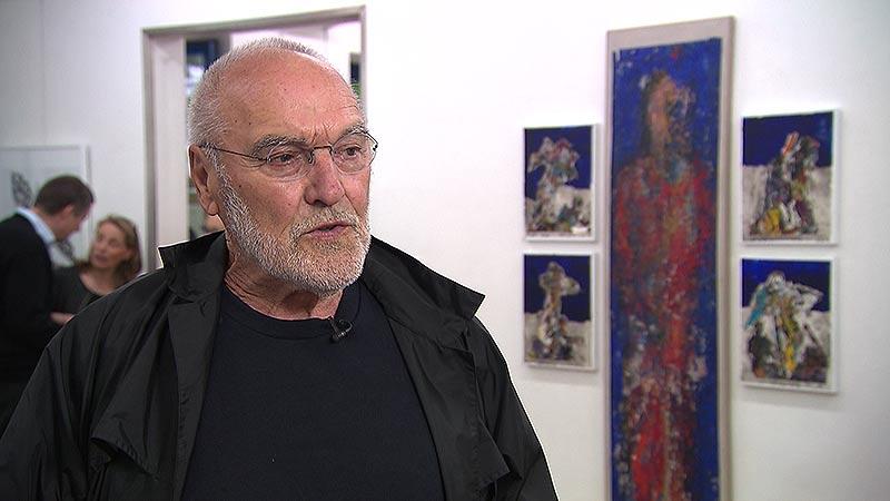 Ausstellung Wien Valentin Oman