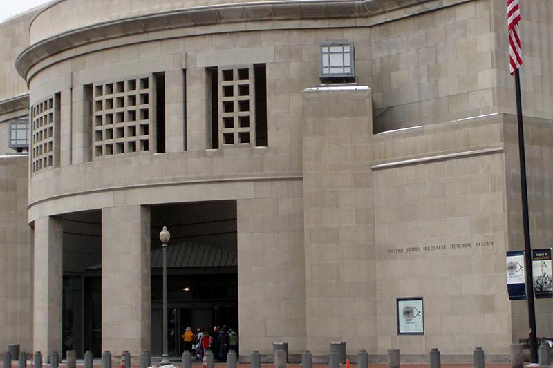 Holocaust-Gedenkmuseum in Washington/USA