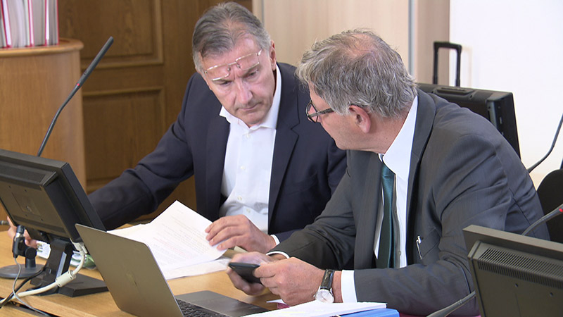 Prozess Hypo Schiffskredite Schuldspruch Josef Kircher