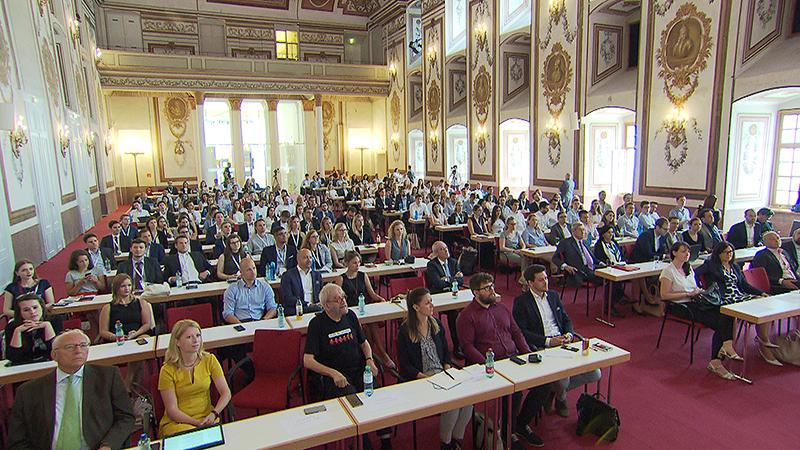 Zukunftskonferenz im Schloss Esterhazy
