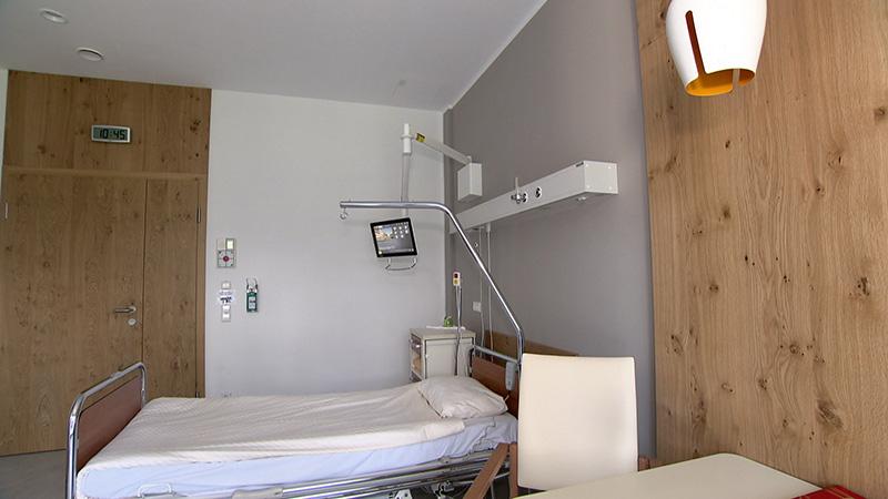 Krankenhaus Laas 6 Millionen Investition