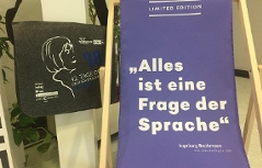 Bachmannpreis 2018 Liegestuhl Tasche