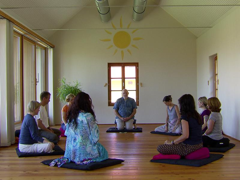 Meditation mit Bob Stahl