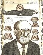 Jiří Slíva, Dr. Freud a dr. Oetker, Prof. Einstein, 1994