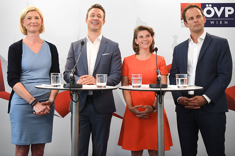 ÖVP-Klubchefin Elisabeth Olischar
