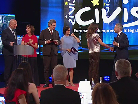 Čedomira Schlapper nagrada CIVIS ustaši