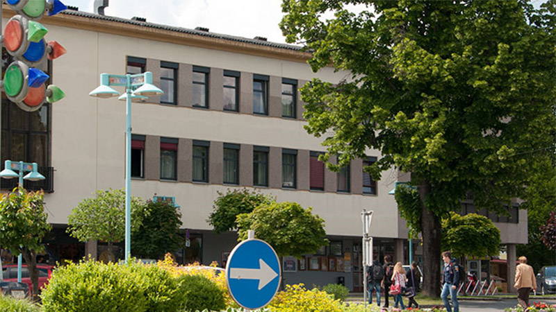 Rathaus Bärnbach