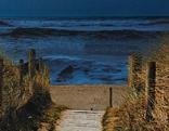 """""""Der Fremde am Strand"""""""