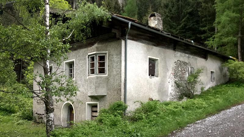 Widum Gries am Brenner