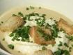 Schilcher-Käserahmsuppe
