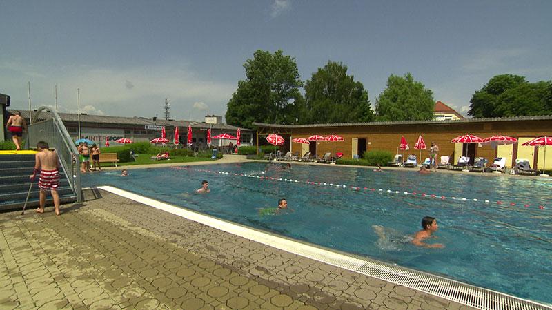 Bad , Oberwart, Schwimmbad