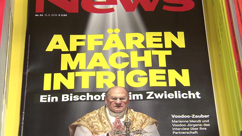 Bischof Affäre News Artikel