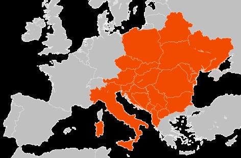 CEI Länder