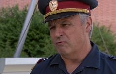 Johannes Dullnig Einsatzleiter Polizei