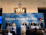 Europa Forum Wachau zweiter Tag Stift Göttweig