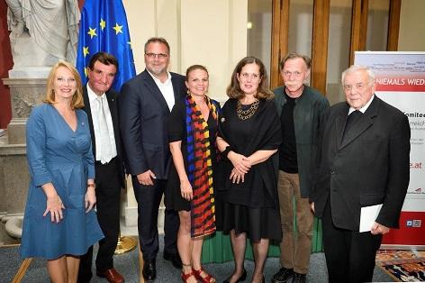 Verleihung der Hans Maršálek-Preise 2018