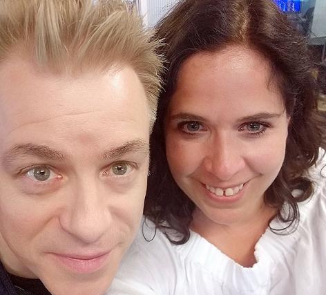 Michael Mittermeier und Gabi Kerschbaumer
