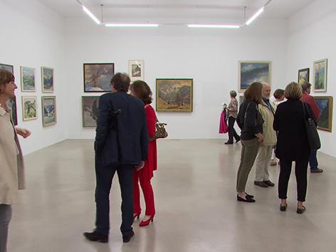 MMKK razstava Drugačna dežela muzej publika sodobna umetnost Koroška