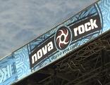 Nova Rock Aufbau und Anreise 18